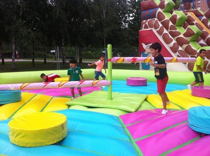 Circuito Wipeout : Wipeout u ac children rides feriamania
