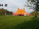 CIRCUS TENT AND COMPONENTS 1